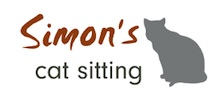 Simon's Cat Sitting logo